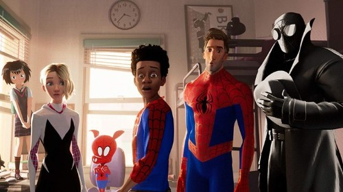 If Only Superhero Movies Were More Like Spider-Man: Into the Spider-Verse