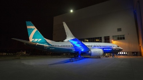 Boeing Won't Rename the 737 Max
