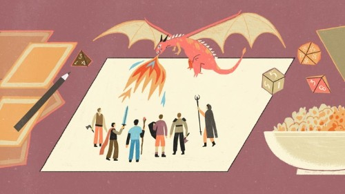 Playing Dungeons & Dragons Together for 30 Years