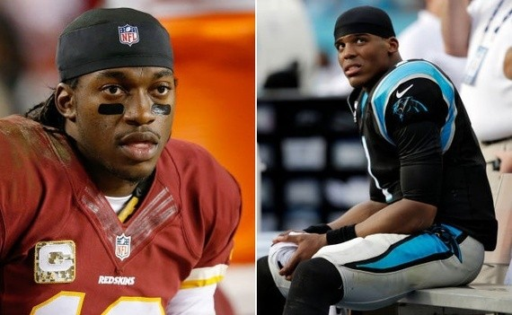 There's Still Hope for RG3—Just Look at Cam Newton