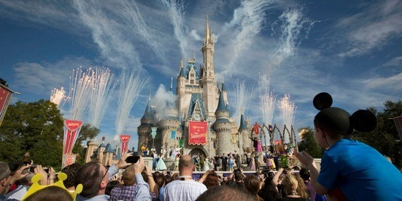 Well, This Is Just Awful: 'Renting' Disabled People to Skip Lines at Disney World