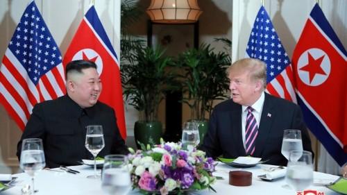 Trump's North Korean Blunder