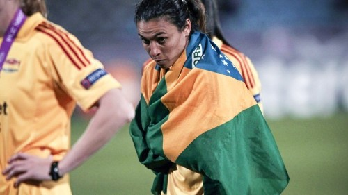 'Pele With a Skirt': The Unequal Fortunes of Brazil's Soccer Stars
