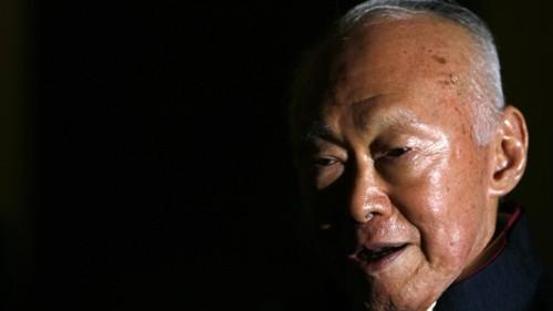 Lee Kuan Yew's Giant Legacy