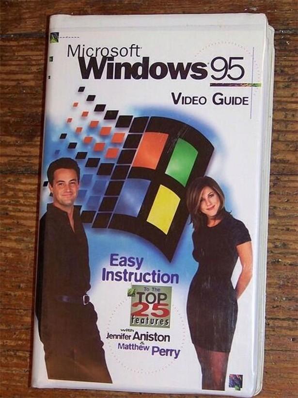 Windows 95 - Cover