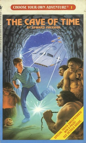 The Perils of Choose Your Own Adventure Books