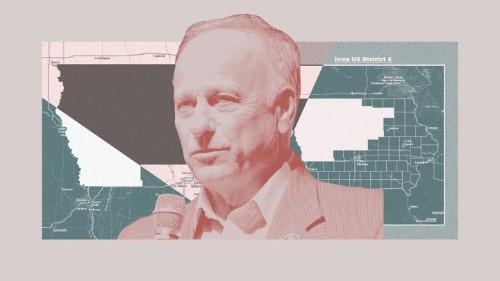Why Steve King's Supporters Are Staying Loyal