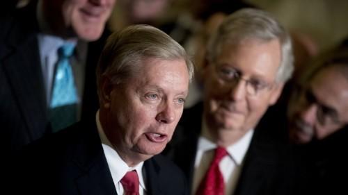 Donald Trump Has a Big Problem in the Senate