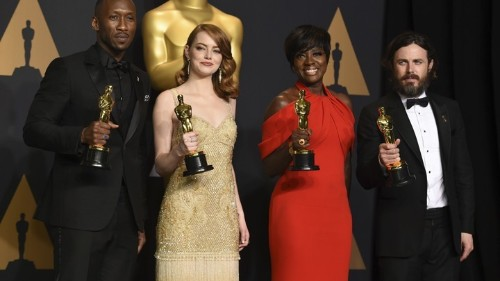 Should Acting Prizes Be Gender-Neutral?