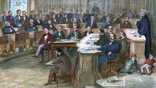 How to Conduct a Trial in the Senate