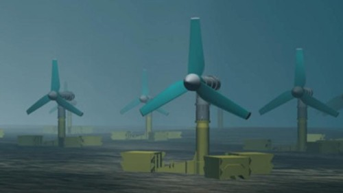 The Wind Farm of the Future Might Be Underwater