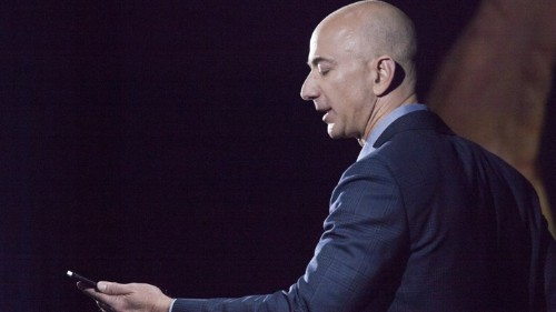 What Jeff Bezos's Reported Phone Hack Says About Billionaires