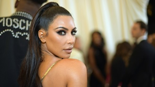 Kim Kardashian's Psoriasis Selfie Might Help People