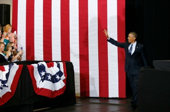 Obama's Highly Political Economy Speech