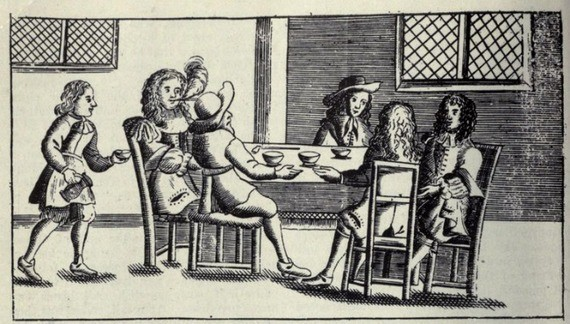 Coffee, the Viagra of the 17th Century