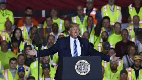 The Boss Can Tell You to Show Up for a Trump Rally