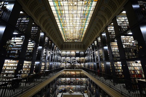 Browsing the Stacks: A Photo Appreciation of Libraries