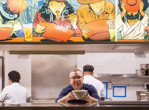 The American Who Taught Tokyo How to Make Ramen
