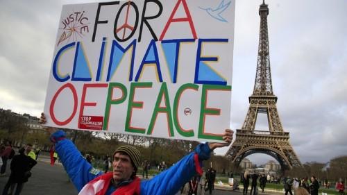 Did the Supreme Court Doom the Paris Climate Change Deal?