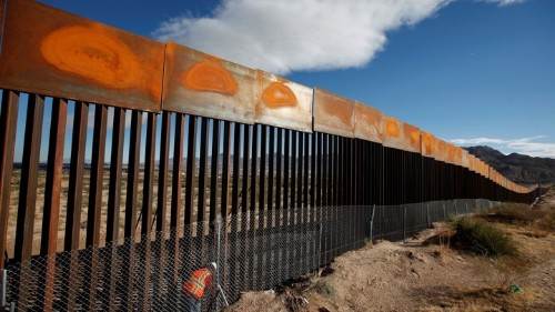 Trump's Border Barrier Hits a Wall