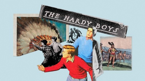 The Knotty Nostalgia of the Hardy Boys Series