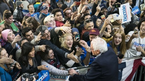 Stop Blaming Young Voters for Not Turning Out for Sanders