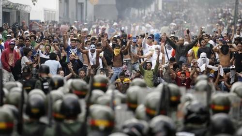 Venezuela's Deadline
