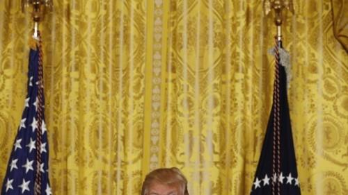 Trump vs. the Very Fake News Media