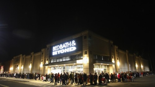 Black Friday, Through the Eyes of Smith and Marx