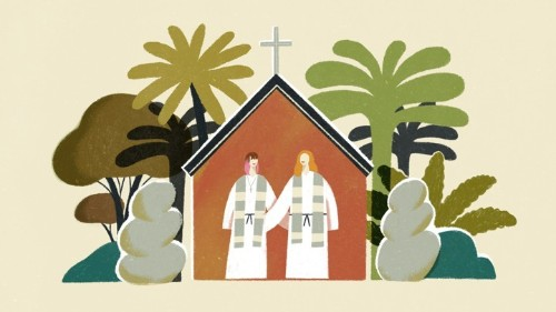 How Two Lutheran Pastors Became Friends Outside Church