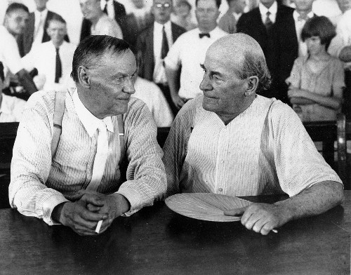 What the Scopes Trial Teaches Us About Climate-Change Denial
