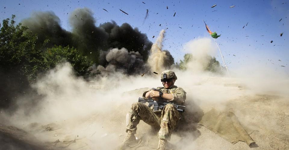 Imagen de portada de All War Out
