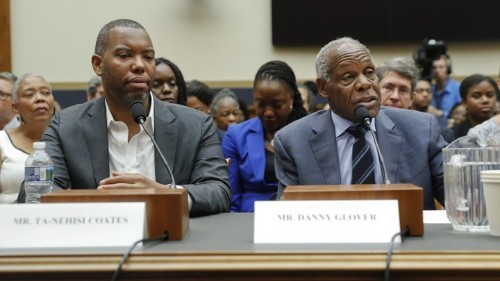 Ta-Nehisi Coates Testifies About Reparations: Politics Daily