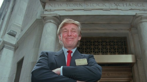 Trump Was Always a Joke in New York
