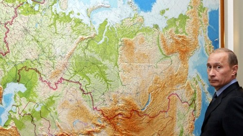 Russia and the Curse of Geography