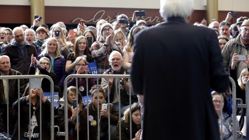 Bernie Sanders's Successful Insurgency