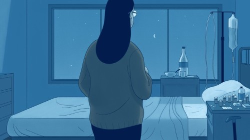 Dear Therapist: I'm Ashamed of How I Treated My Dying Husband