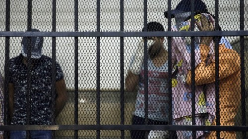 Egypt Won't Admit Homosexuals Exist, but It Will Imprison Them
