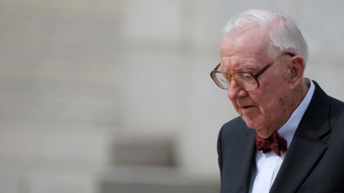 Justice Stevens Was Impartial to the End