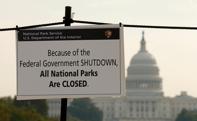 Don't Call It a Shutdown: How the Crisis Could Still Come Back to Bite Democrats