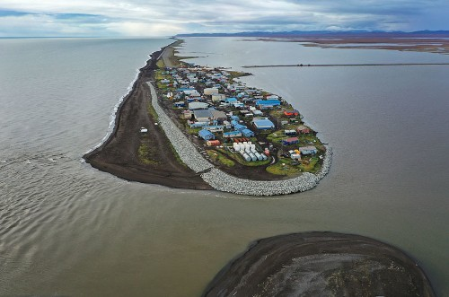 The Impact of Climate Change on Kivalina, Alaska