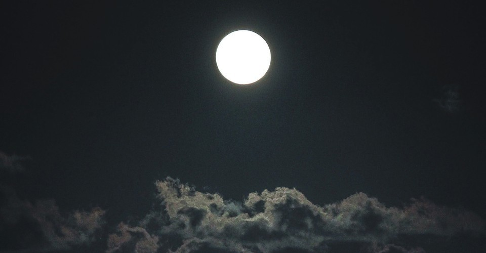 Everyone Can Chill Out About the Moon