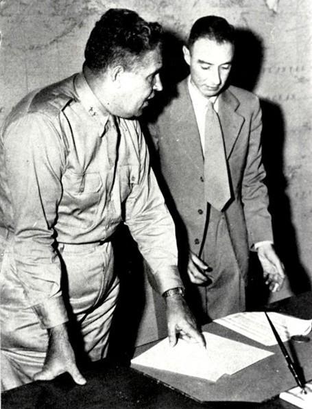 The Bureaucrats Who Singled Out Hiroshima for Destruction
