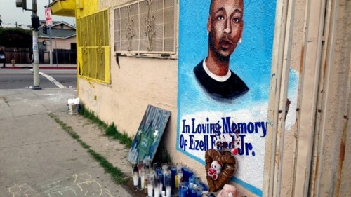 A Legal Twist in the Ezell Ford Case