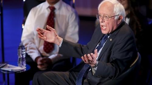 Why Precisely Is Bernie Sanders Against Reparations?