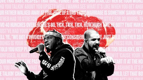 Pusha T, Drake, and the Limits of Rap Beef