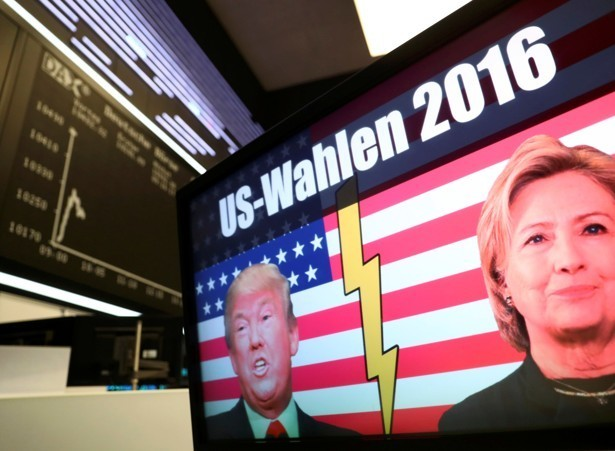 'The U.S. Doesn't Look Like a Coherent Nation State': Views From Germany