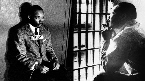 Martin Luther King Jr.'s 'Letter From Birmingham Jail'