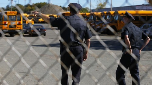 Why So Few School Cops Are Trained to Work With Kids