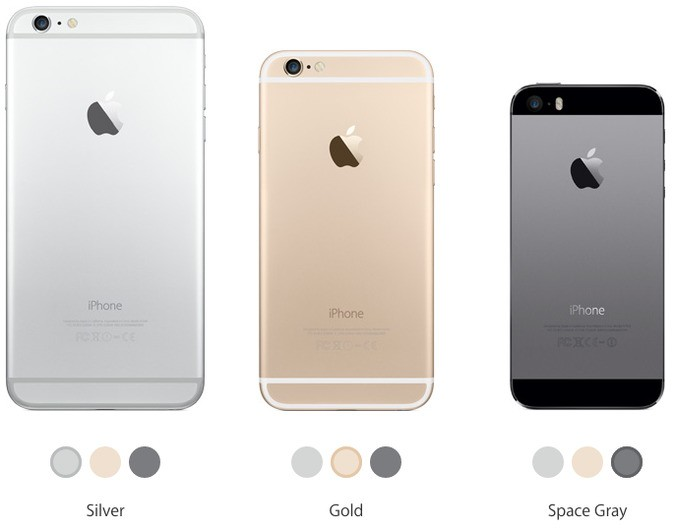 What's the Difference Between the iPhone 5s, iPhone 6, and iPhone 6 Plus?